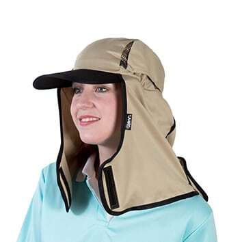 Hats With Neckflaps
