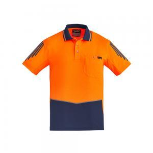 Hi Vis Polo Shirt - Syzmik Workwear