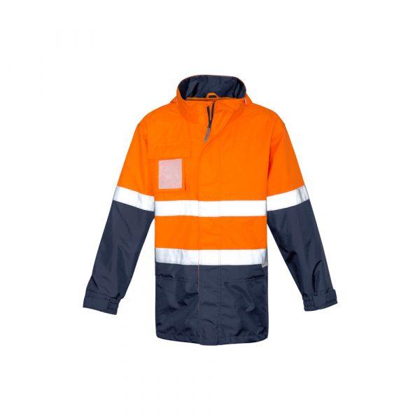 Mens Hi Vis Ultralite Waterproof Jacket - Syzmik Workwear
