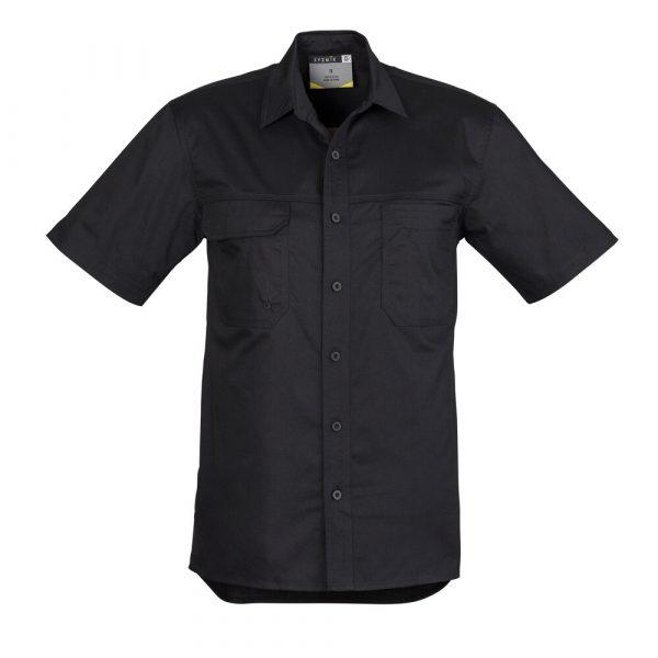 Mens Lightweight Tradie S/S Shirt - Syzmik Workwear